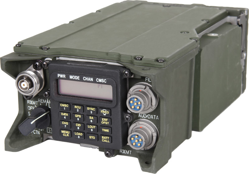 Operate SINCGARS Single-Channel (SC)