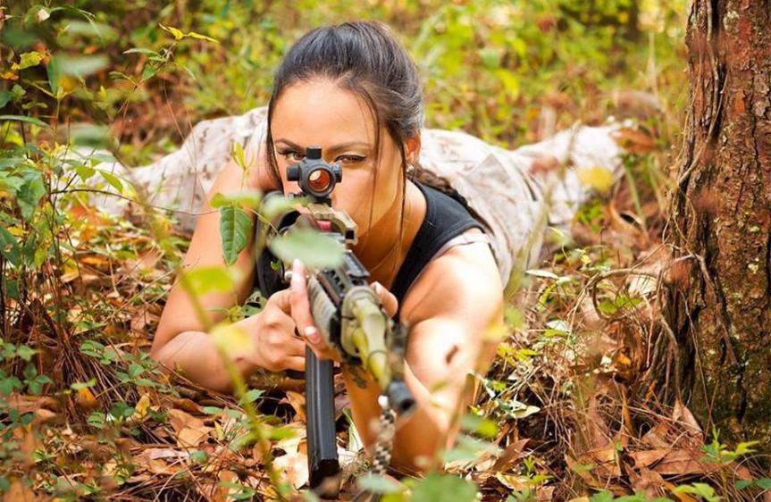 Military Girls Are PrettyAwesome